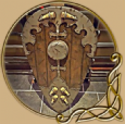 LARP Shield of the Northern Gods